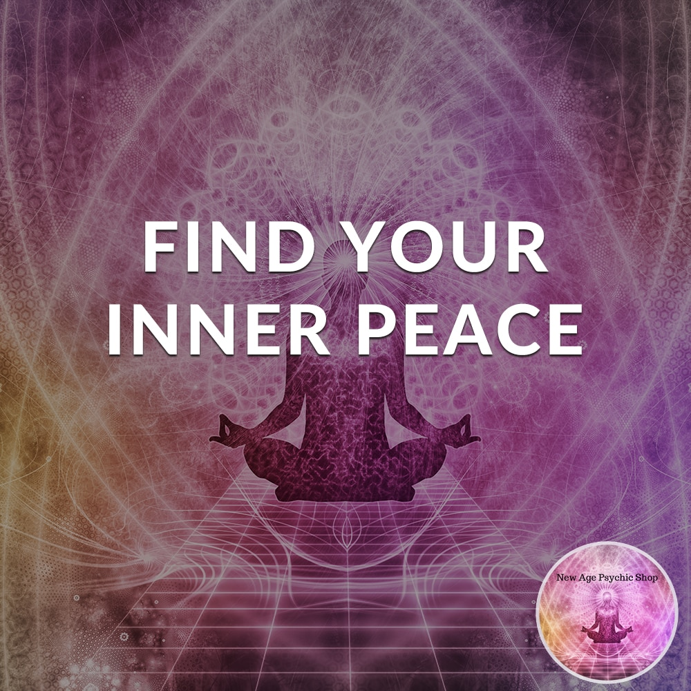 Find Your Inner Peace - New Age Psychic Shop Chicago